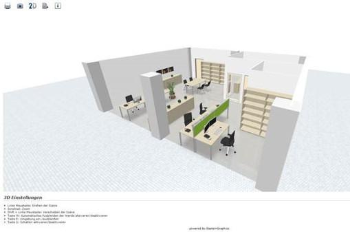 Vbg Büroraumplanung Online Planungstool