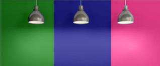 Farbgestaltung In Buroraumen