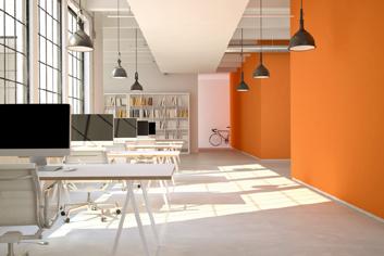 Farbgestaltung In Büroräumen Wirkung Von Farben